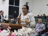 Blog do Silas - Agradecimento da irmã Maria Araújo