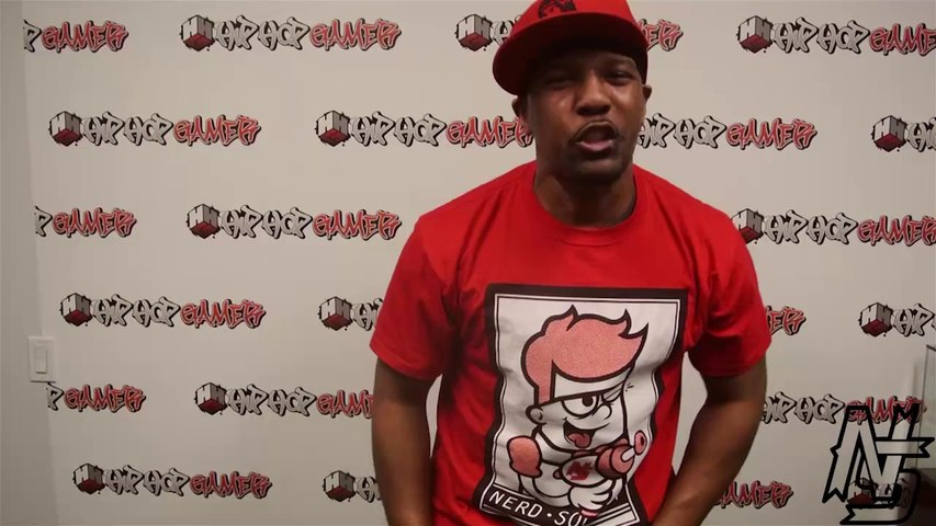 HIPHOPGAMER FREESTYLE FOR NERDS CLOTHING 2014
