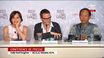 Cannes 2013 - Best of conférence de Presse - Only god forgives