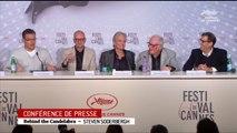 Cannes 2013 - Best of Conférence de presse - Ma vie avec Liberace