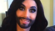 Conchita Wurst Wins-2014 Eurovision Song Contest Awesome - Be Yourself!