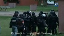 Strasbourg : coup de filet anti-djihadistes en cours