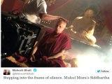Have you seen Mahesh Bhatt's monk avatar?