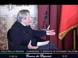 """Roma - """"L'eredità di Giovanni Falcone e Paolo Borsellino per non dimenticare"""" (11.05.14)"""