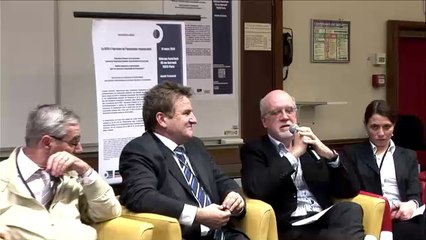 La RFID à l'épreuve de l'innovation responsable (14/03/2014) : Table ronde - RFID et Environnement (I)