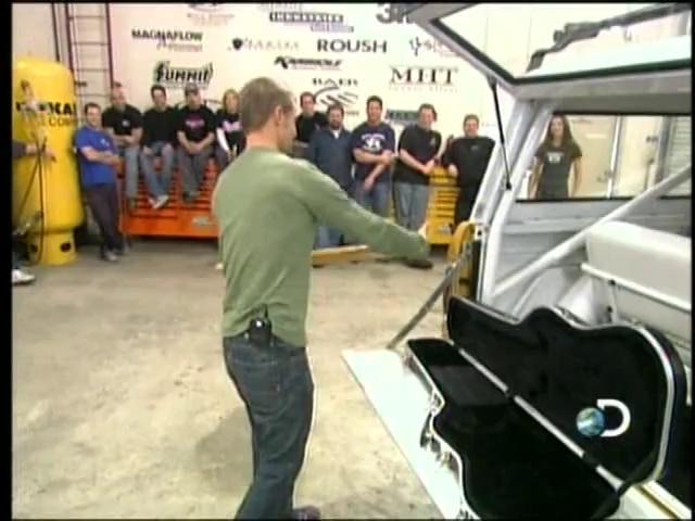Overhaulin' # 24 Ford Bronco (parte 5)