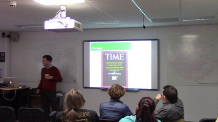 Jacob Dunningham - Making use of uncertainty