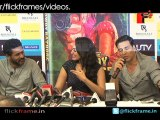 DVD launch of Rowdy Rathore with Akki and Sonakshi Sinha