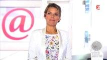 Chronique Laura du web 13/05/2014 sur télématin- site du jour: Couches-land.fr