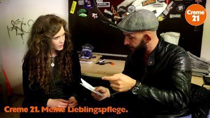 Backstage Interview Rae Morris by WOTW Festival & Creme21