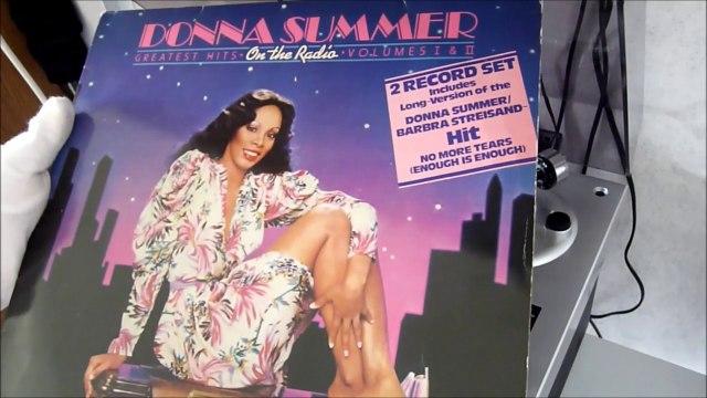 Donna Summer - Hot Stuff & Bad Girls (Short Mix)