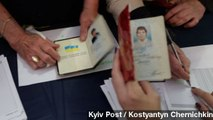 Ukrainian Rebels Declare 'Victory' Amid Voter Fraud Claims