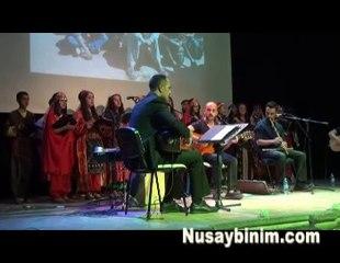 Nusaybin Yavuz Selim İlköğretim okullu yıl sonu gecesi düzenledi