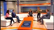 TV3 - Els Matins - Qui va córrer més, la Tarrés o Dani Alves?