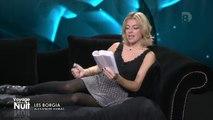 Victoria Monfort lit Les Borgia 4eme partie (05-03-2014)