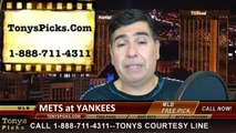 MLB Pick New York Yankees vs. New York Mets Odds Prediction Preview 5-13-2014