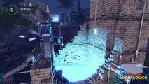 Temple maudit - Défi : Divinité du flip - Trials Fusion