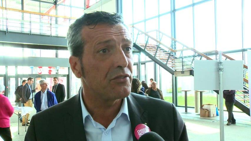Edouard Martin au meeting de Metz : Il n'y a pas assez d'Europe!