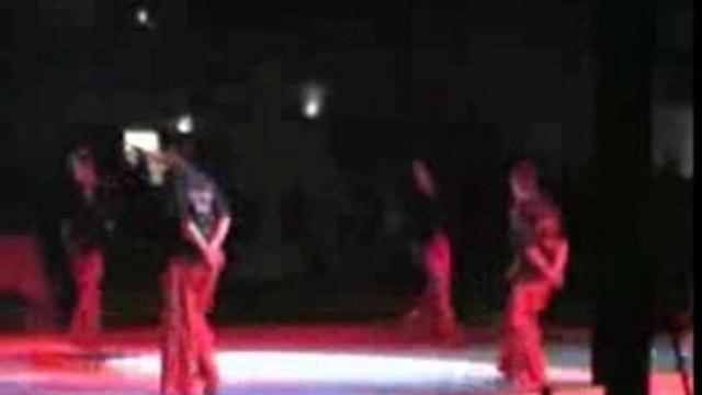 Nunchaku - Nuit des arts martiaux Shaolins 2004