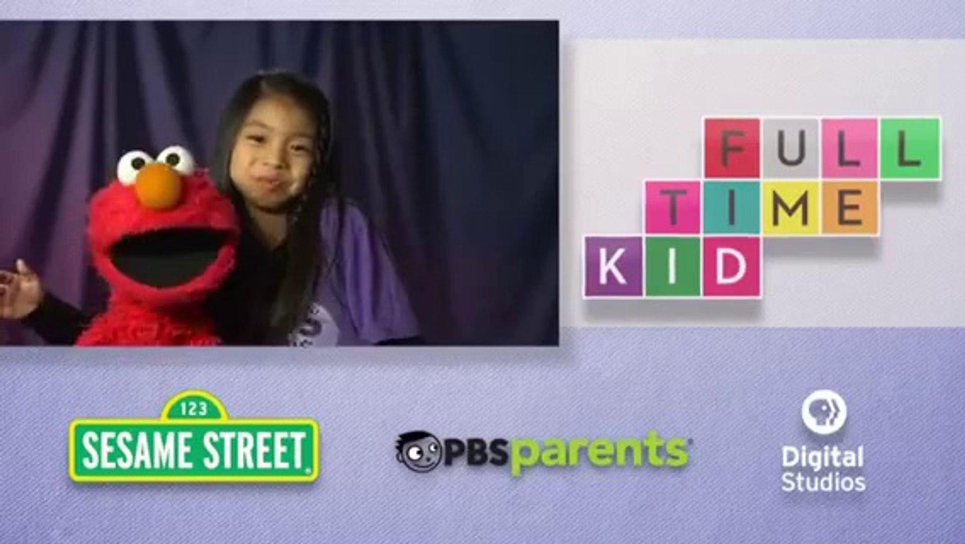 Mya teaches Elmo to beet box