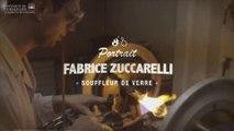 Portrait - Fabrice Zuccarelli, souffleur de verre