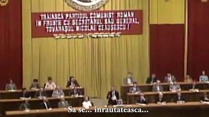 SUPER HIT REMIX Ceausescu poporul este adevaratul stapan