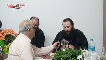 Χρόνια πολλά είπαν στον πατέρα Επιφάνιο, οι ενορίτες του Αγίου Δημητρίου Κιλκίς
