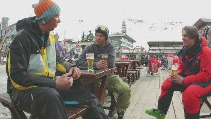 Kevin Guri interview by Freeskier.sk