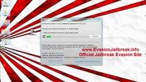 iOS 7.1.1 Jailbreak UNTETHERED Evasi0n7 on iPhone 5S/5/4S/4, iPad Air/4/3/2, iPod Touch 5