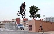 BMX STREET - 16 YEAR OLD ANTONIO LACZKO - BMX