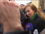 """Valérie Trierweiler: """"mon président, je vous embrasse"""" - 14/05"""