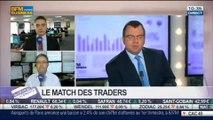 Le Match des Traders: Jean-Louis Cussac VS Christopher Dembik, dans Intégrale Placements - 14/05
