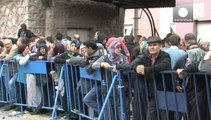 Turquie : l'espoir des familles des mineurs fait place au chagrin