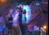 Festa Las Vegas - Clanessa no pole - Tempos Modernos