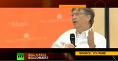 Bill Gates World Depopulation Plans