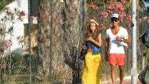 Elena Tablada y Dani Arigita, juntos de nuevo