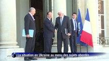 Le ministre des affaires étrangères allemand invité au conseil des ministres français