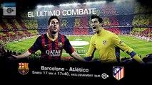 La Liga: Barcelone / Atlético  (FR)