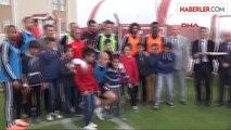Sivasspor Antrenmanında 'Soma' Hüznü