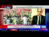 Dr. Tahir ul Qadri's agenda is more Patriotic than PTI and other Parties  – Rauf Klasra
