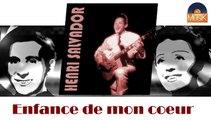 Henri Salvador - Enfance de mon coeur (HD) Officiel Seniors Musik