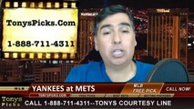 MLB Odds New York Mets vs. New York Yankees Pick Prediction Preview 5-14-2014