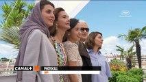 Festival de Cannes : séance photo pour les femmes du jury