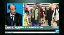 L'ENTRETIEN - Olivier de Schutter, rapporteur de l'ONU sur le droit à l'alimentation