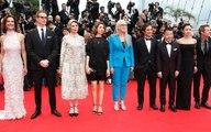 La Montée des Marches du Jury du Festival de Cannes