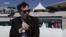 Cannes 2014 Jour 2 : rencontre avec Céline Sciamma - Olivier Père - ARTE