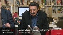 Le débat Cambadélis-Cosse-Mélenchon : représentation des partis et Grand marché transatlantique