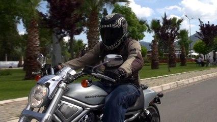 Harley-Davidson Vrod TEASER
