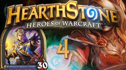 German Let's Play: Hearthstone Heroes of Warcraft, Priester, Part 4
