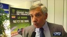 Le Mans : Grand Prix de France de Moto au cicruit Bugatti